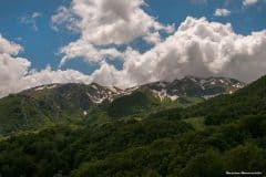 Nuvole e natura