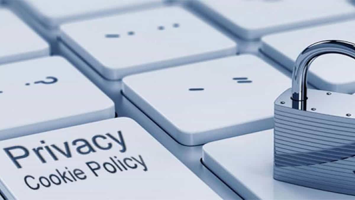 Privacy policy header
